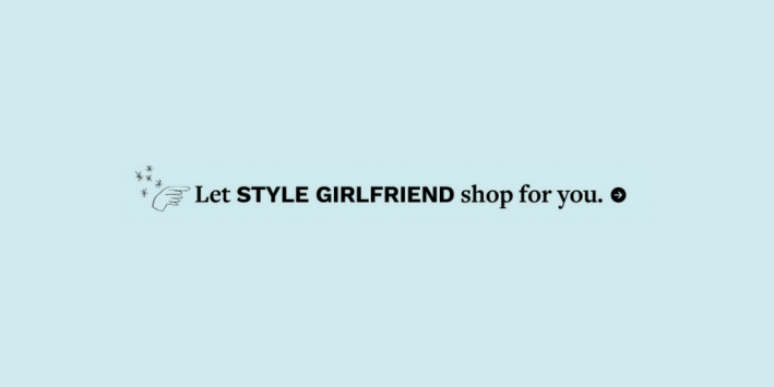 style girlfriend shopping