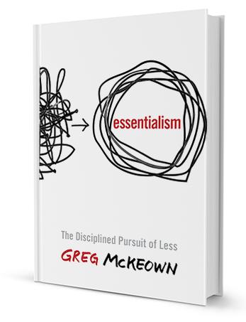 essentialism book,