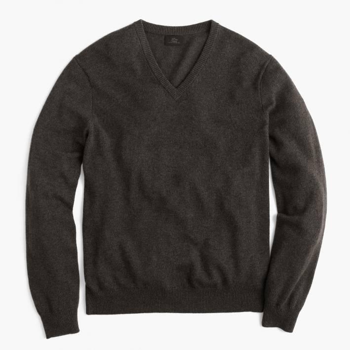 cashmere, vneck, v-neck, sweater, jcrew, j.crew