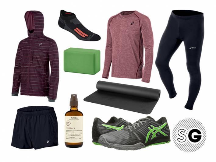 yoga, namaste, ashtanga, asics, fuzex tr, workout, exercise