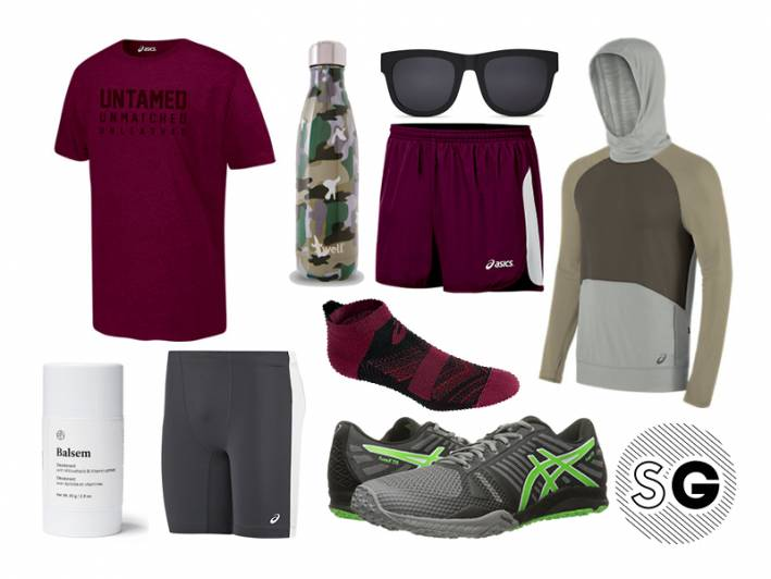 boot camp, camo, exercise, asics, fuzex tr, conbody, workout, exercise