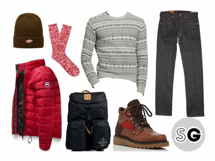 chance the rapper snl sweater, canada goose, battenwear, moncler, levis, anonymous ism, united by blue
