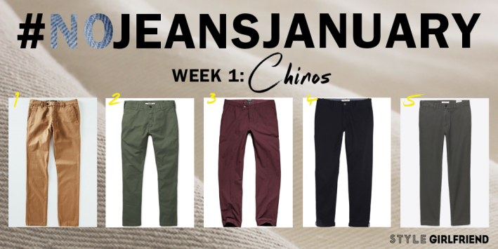 business casual, chinos for guys