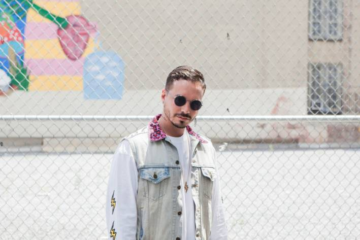 j balvin steal his look