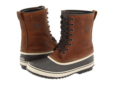 sorel men boots