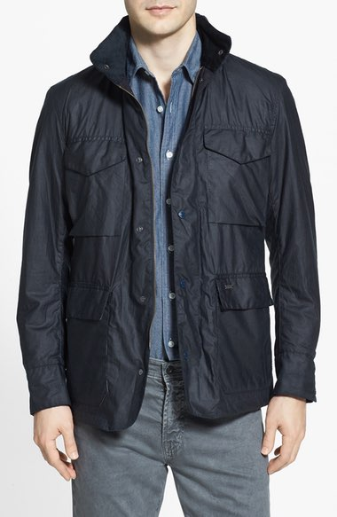 field jacket, barbour, waterproof, heritage, fatigue, flight, utility, utilitarian, classic, layer, winter, spring,