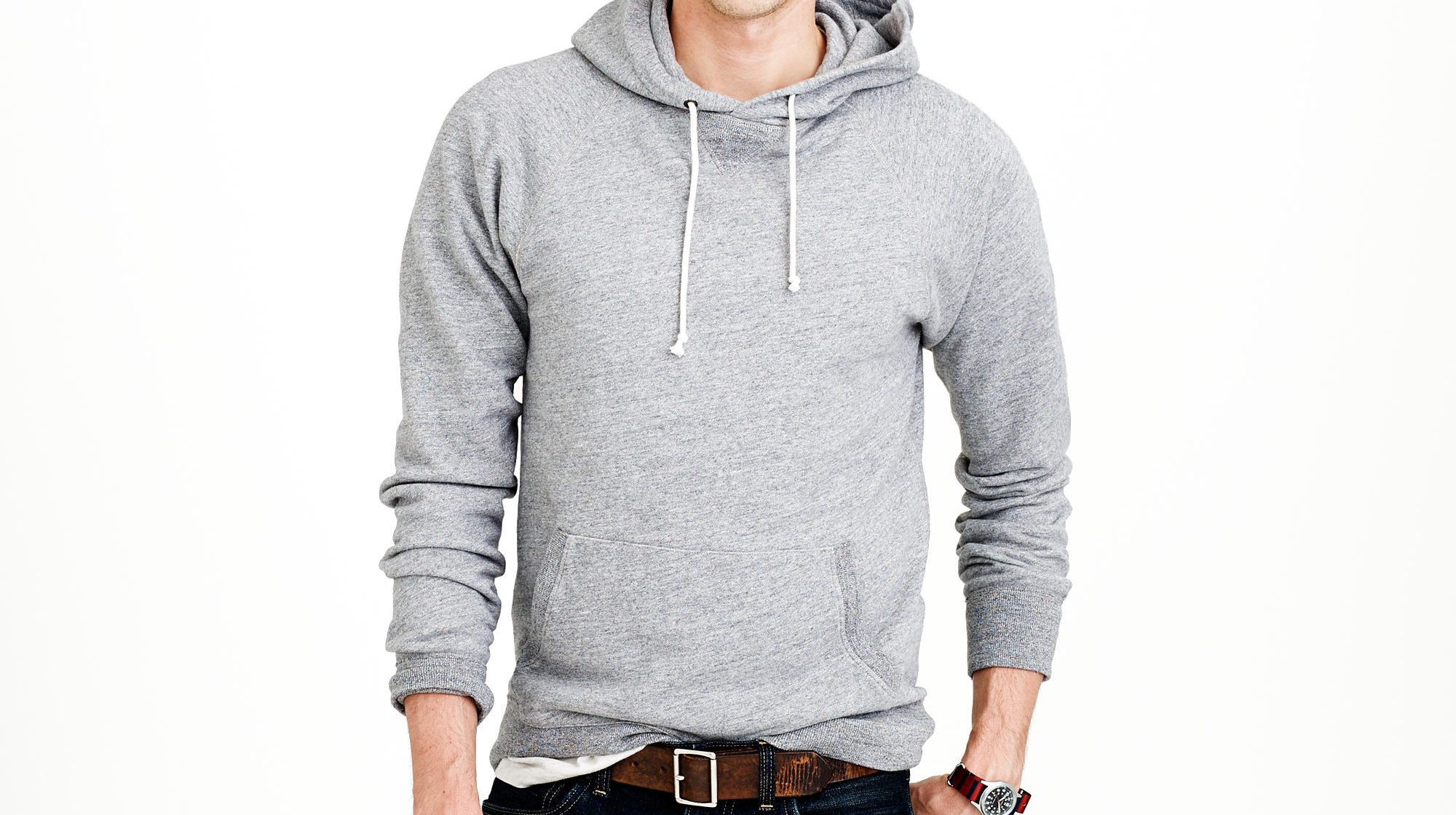 sweatshirt man