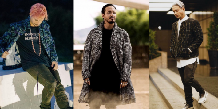 Steal His Look Colombian Singer J Balvin During Nyfwm Style