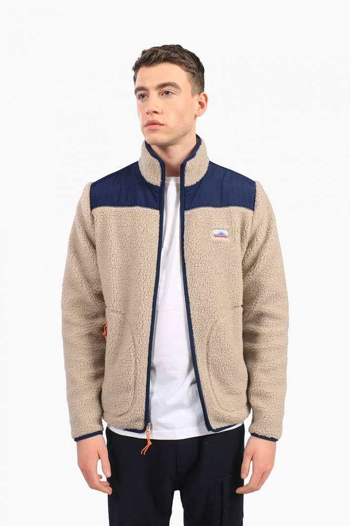 Mattawa Pile Fleece Zip Jacket