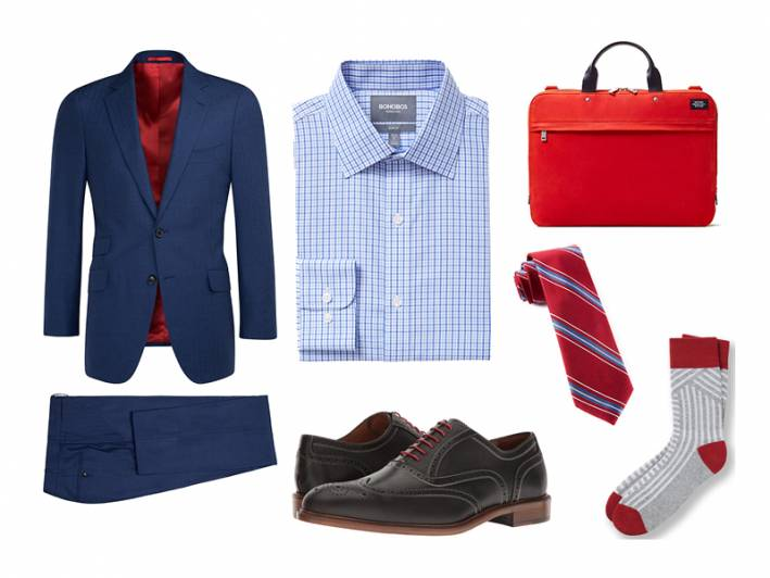 tattersall, suit supply, bonobos, massimo matteo, the tie bar, jack spade, workwear, office style, jack spade, pair of thieves