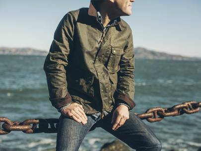 5 Days, 5 Ways to Wear a Field Jacket