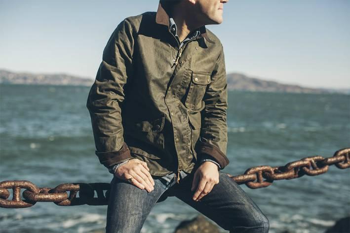 ways to wear a field jacket