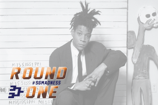 men's style madness, jean michel basquiat, march madness, style girlfriend