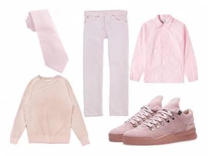5 Days, 5 Ways: Millennial Pink
