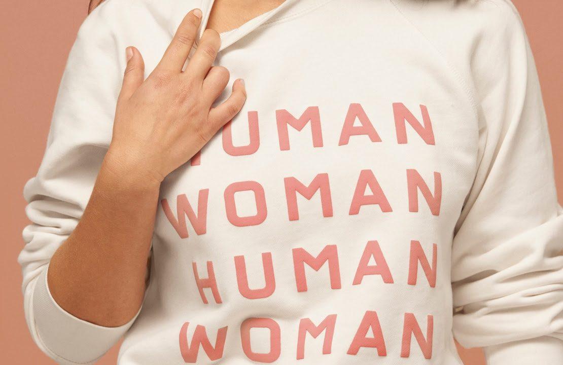 human woman everlane
