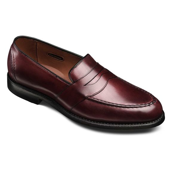 RANDOLPH PENNY LOAFERS