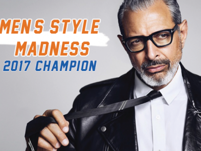 2017 Most Stylish Man: Jeff Goldblum