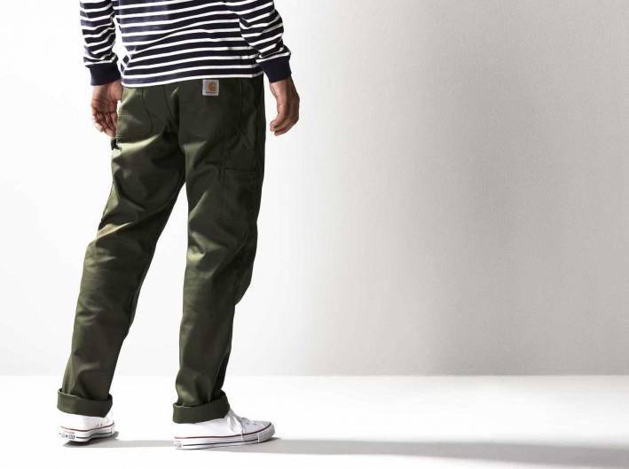 workwear pants, carhartt wip