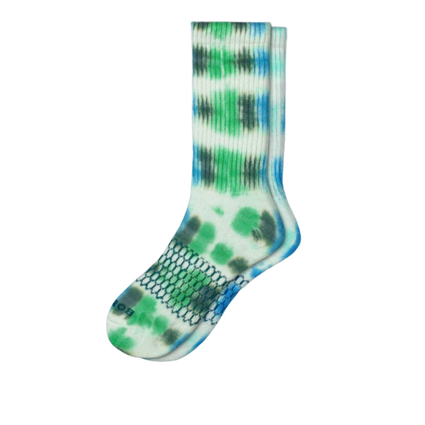 bombas tie dye socks