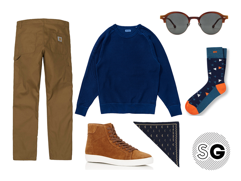 what to wear with carhartt pants