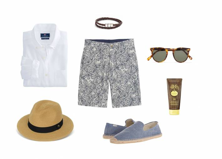 mens outfit inspiration memorial day weekend