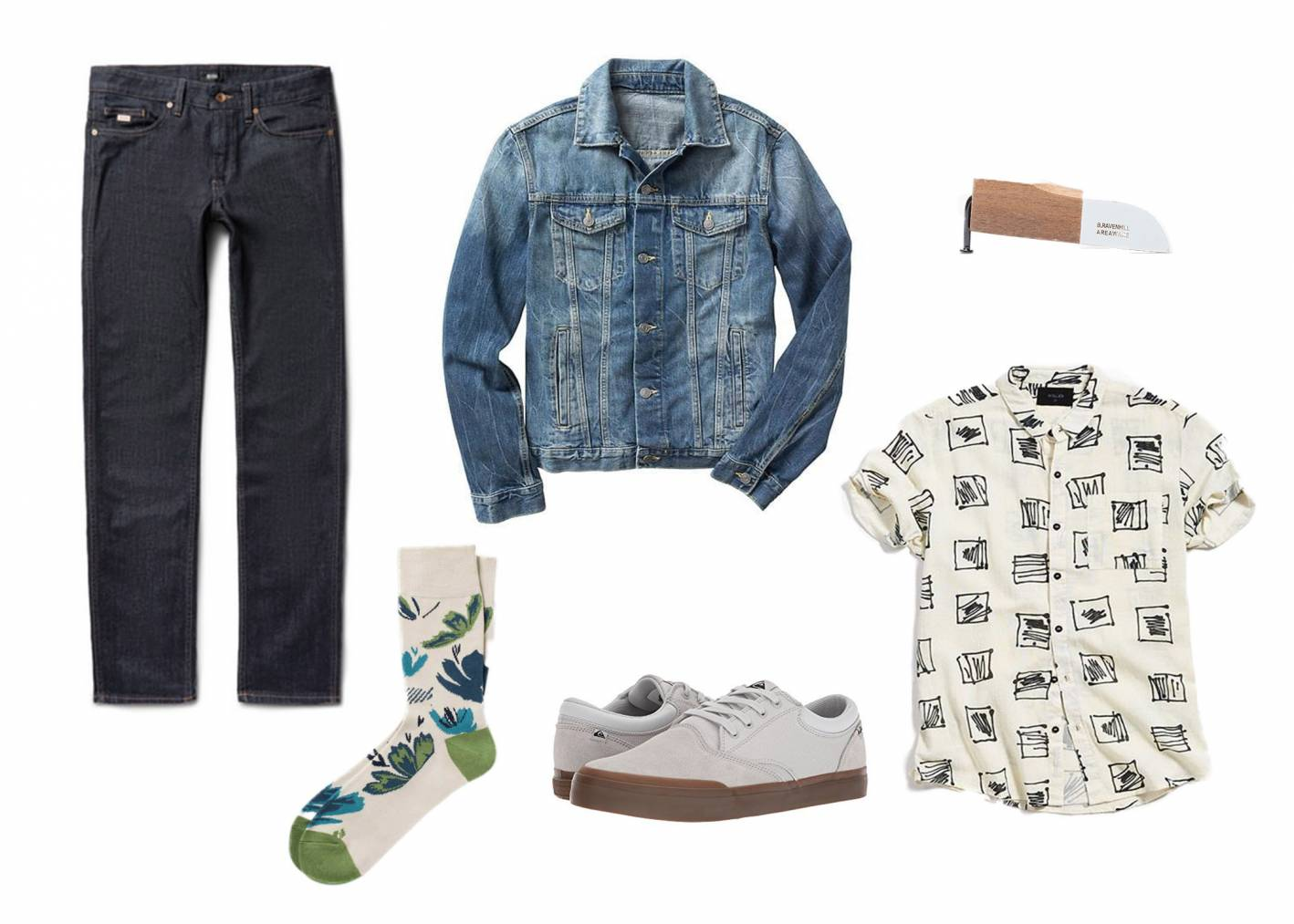 guys outfit inspiration memorial day weekend