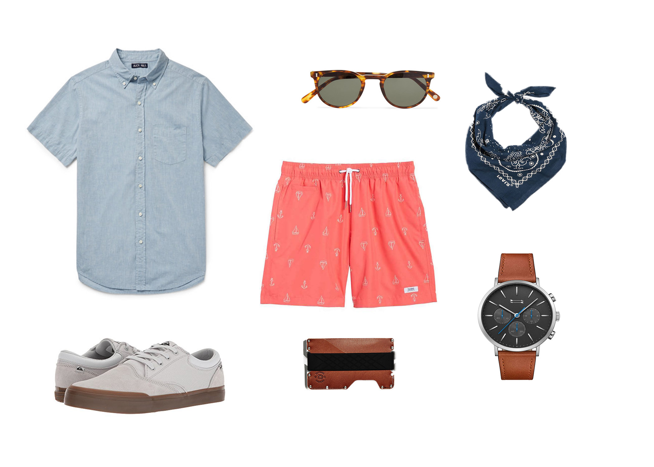 memorial day weekend guys outfit inspiration
