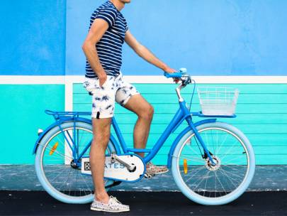 Men's Summer Outfit: Barbecue Date