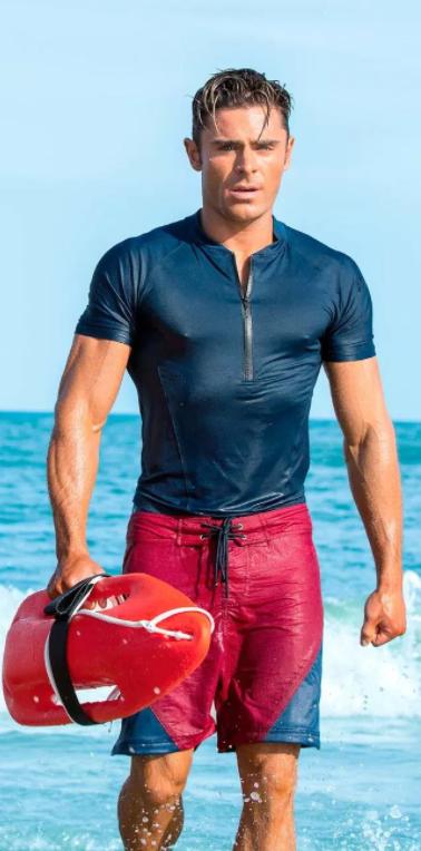 Best Mens Swimsuits Bay Watch 2017 Zac Efron
