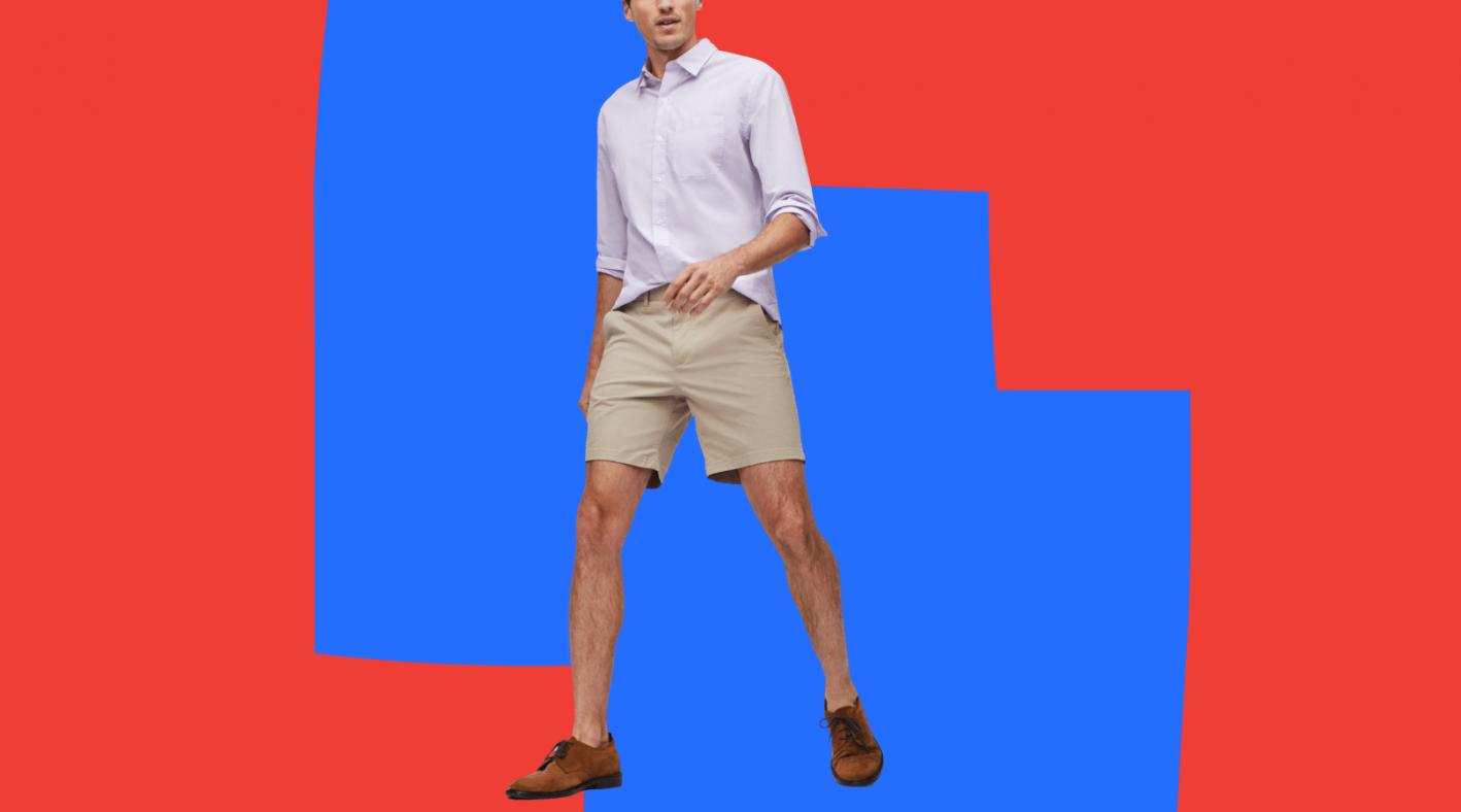 bonobos khaki chino shorts