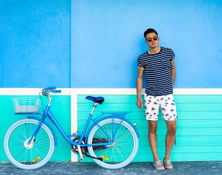 bright bazaar, mens summer outfit