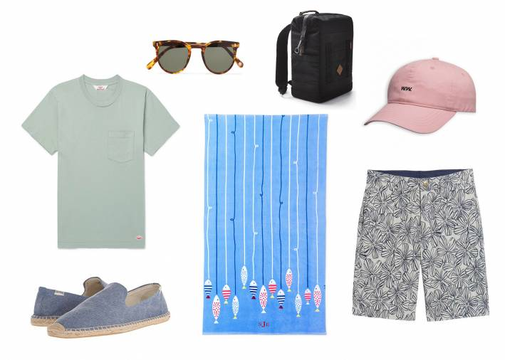 memorial day weekend outfit idea for guys