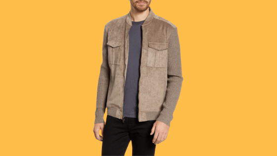 5 Days, 5 Ways: The Suede Jacket