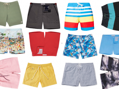 Best Men's Bathing Suits for Summer: Shopping Roundup