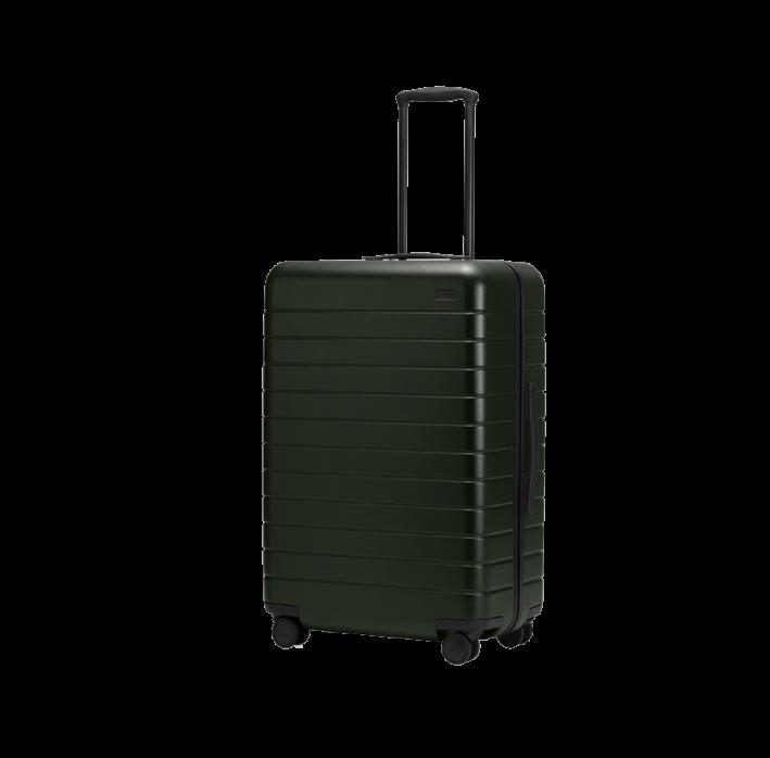 away travel suitcase