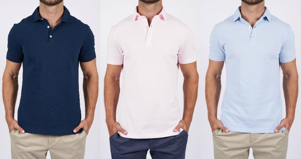 stantt knit polos