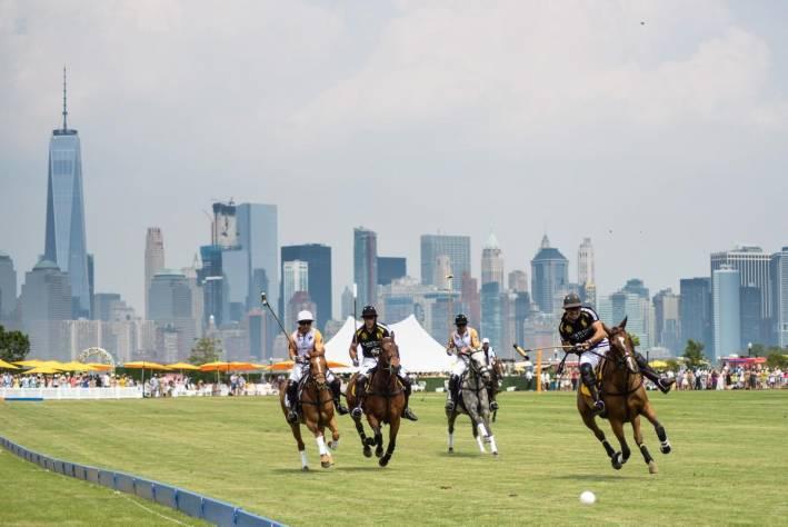 veuve clicquot polo match new york