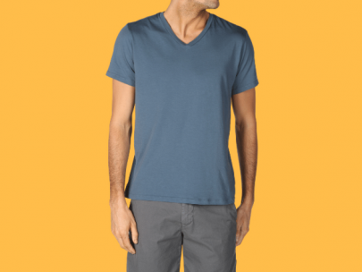 Check out 5 V-Neck T-Shirt Outfits for Guys