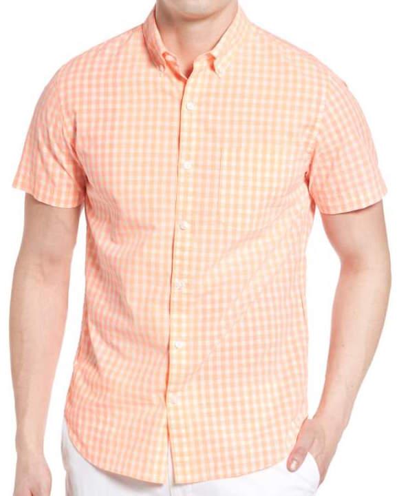 what women want, gingham print shirt