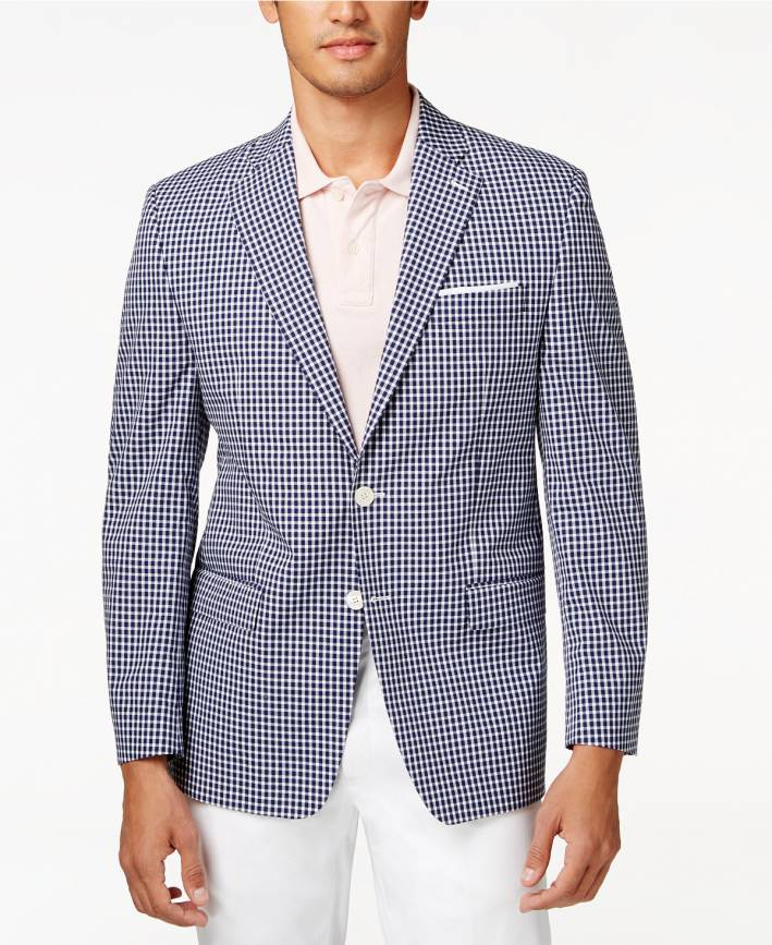 ralph lauren jacket, gingham print, what women want