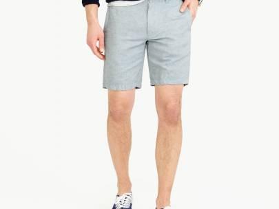 5 Days, 5 Ways: Linen Shorts