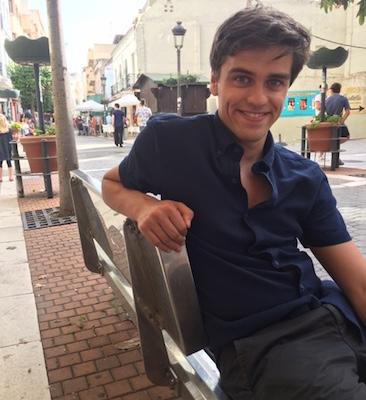 Style Girlfriend Community Spotlight: Zac from Oxford