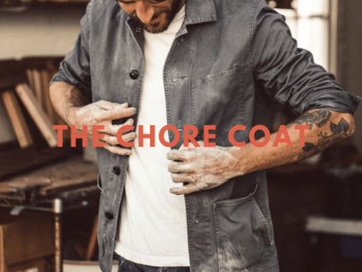 How to Wear a Chore Coat: 5 Days, 5 Ways