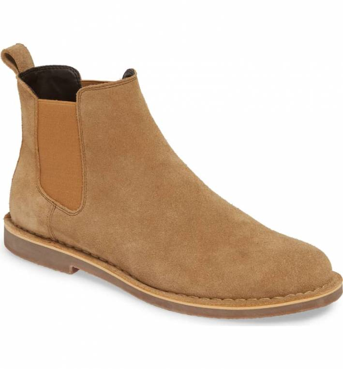 the rail chelsea boot