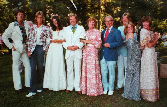 70s wedding, 70s wedding style