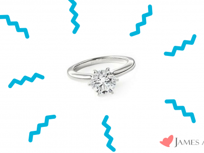 When It Comes to The Ring, It's Not The Size of the Diamond That Counts