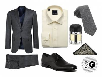 Dressing for a wedding (you're not in)