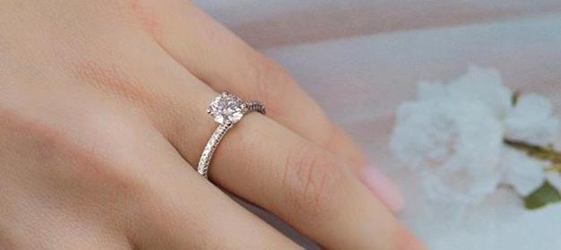 ring for modern bride