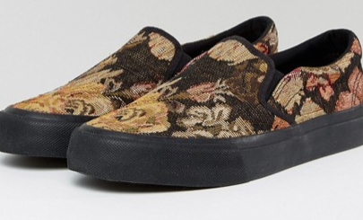 5 Days, 5 Ways: Slip-On Sneakers