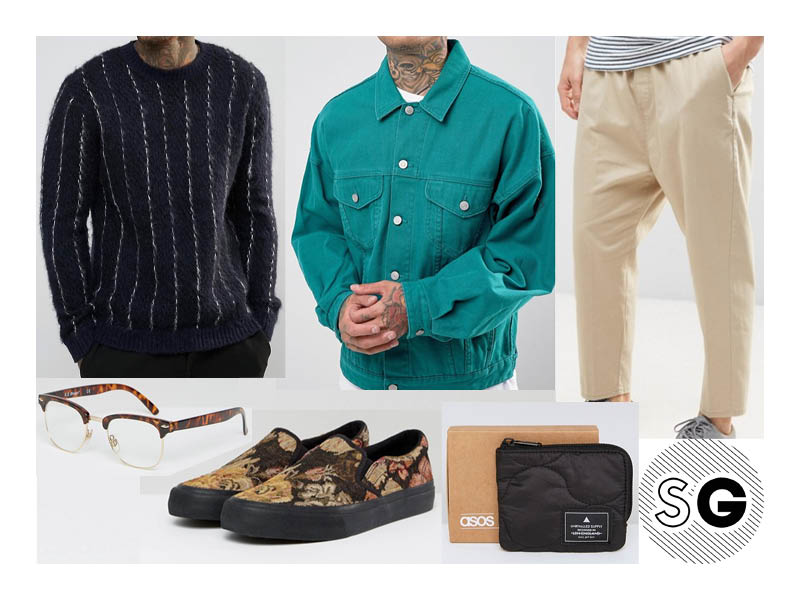 mohair, slip-ons, asos, kinetic, college style